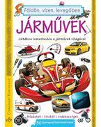 Járművek - Játékos ismerkedés a járművek világával