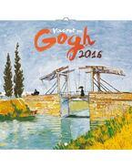 Vincent van Gogh 2016, 30 x 30 cm