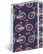 PG Agenda Bike 2016, 10,5 x 15,8 cm