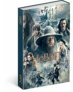 PG Agenda Hobbit 2016, 10,5 x 15,8 cm