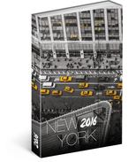 PG Agenda New York 2016, 10,5 x 15,8 cm