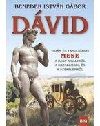 DÁVID - VIDÁM ÉS TANULSÁGOS MESE A NAGY KIRÁLYRÓL, A HATALOM