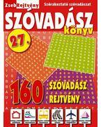 ZsebRejtvény SZÓVADÁSZ Könyv 27.