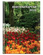 KERTÉSZNAPTÁR - B/6 heti naptár - Tulipán