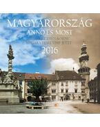 Naptár 2016 Magyarország Anno&Most 30x30