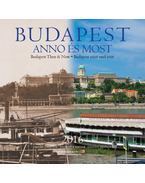 Naptár Budapest Anno&Most 2016 30x30