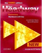 NEW HEADWAY ELEMENTARY WORKBOOK WITH KEY  /THE THIRD EDITION