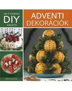 DIY: Adventi dekorációk