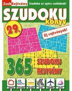 ZsebRejtvény SZUDOKU Könyv 29.