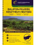 BALATON-FELVIDÉK KESZTHELYI-HEGYSÉG TURISTAKALAUZ