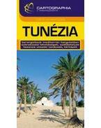 TUNÉZIA - CART. ÚTIKÖNYV -