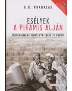 ESÉLYEK A PIRAMIS ALJÁN - CD-VEL -