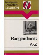 Transpress Taschenlexikon - Rangierdienst A-Z