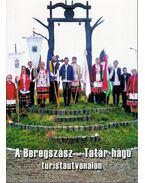 A Beregszász - Tatár-hágó turistaútvonalon