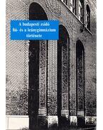 A budapesti zsidó fiú- és leánygimnázium története