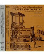 A Diderot Pictorial Encyclopedia of Trades and Industry I-II.