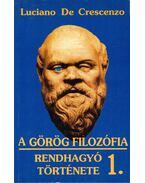 A görög filozófia rendhagyó története 1.