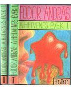 A hetvenes évek I-II (dedikált) - Fodor András