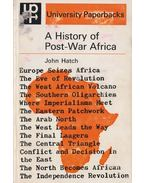 A History of Post-War Africa