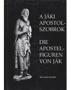 A jáki apostolszobrok