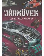 A járművek illusztrált atlasza