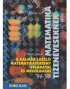 A Kalmár László matematikaverseny feladatai és megoldásai '94-'98