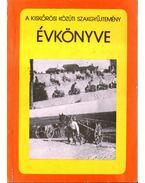A kiskőrösi közúti szakgyűjtemény évkönyve