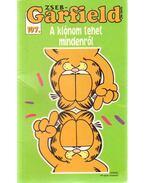 Zseb-Garfield 107. - A klónom tehet mindenről