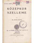 A középkor szelleme - Kiss Albin