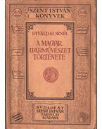 A magyar iparművészet története (dedikált)