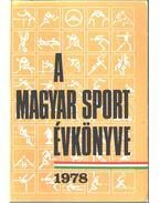 A magyar sport évkönyve 1978