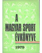 A magyar sport évkönyve 1979
