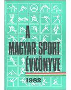 A magyar sport évkönyve 1982
