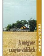 A magyar tanyás vidékek