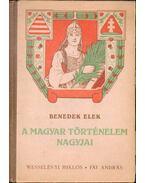 A magyar történelem nagyjai (Wesselényi Miklós - Fáy András)