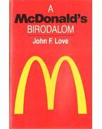 A McDonald's birodalom