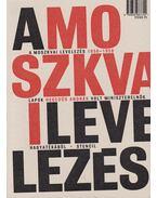 A moszkvai levelezés 1956-1958