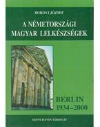 A németországi magyar lelkészségek (dedikált)