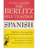 The Berlitz Self-teacher Spanish