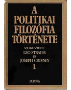 A politikai filozófia története I.