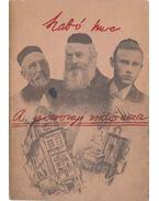 A pozsonyi zsidó ucca
