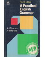 A Practical English Grammar - Thomson, A. J., A. V. Martinet