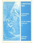 A próféták népe - A háftárák könyve