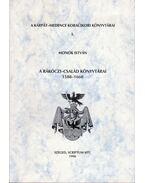 A Rákóczi-család könyvtárai 1588-1660