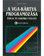 A VGA-kártya programozása Pascal és Assembly nyelven