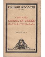 A zselicségi Szenna és vidéke magyar nyelvjárása