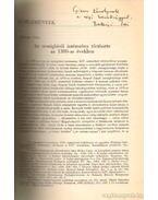 Az Országbírói Intézmény története az 1380-as években (dedikált)