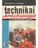 Technikai érdekességek t76-2 - Aba Iván