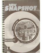 New Snapshot intermediate teacher's book - Abbs, Brian, Freebairn, Ingrid, Barker, Chris, Linley, Fran