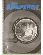 New Snapshot pre-intermediate teacher's book - Abbs, Brian, Freebairn, Ingrid, Barker, Chris, Linley, Fran